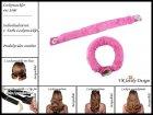 """Lockenwickler mit Haarsträhnenhülle - Locken mit 2 Stück """"Pink"""" (Wickler, Papilotten) Farbwahl"""